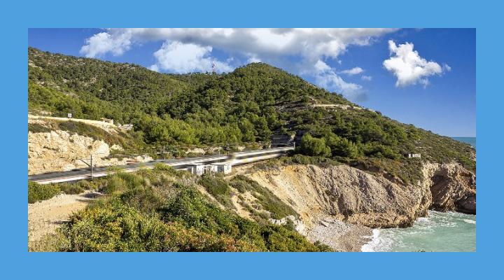 RÉOUVERTURE DE LA LIGNE SNCF DE LA CÔTE BLEUE LE 26 AVRIL